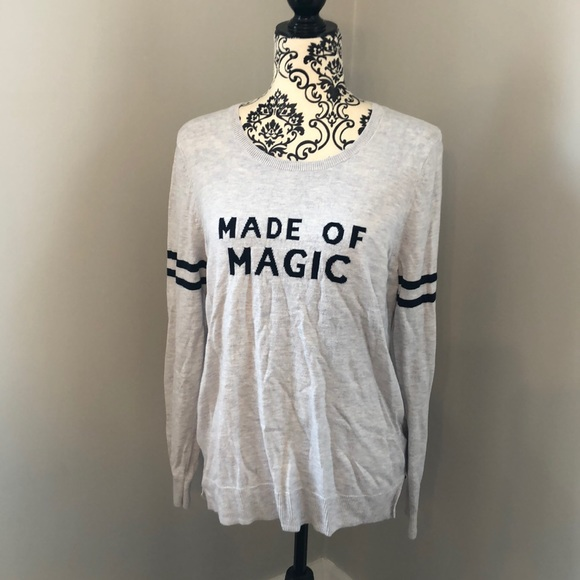 """Old Navy Sweaters - Old Navy """"Made Of Magic"""" Sweater"""